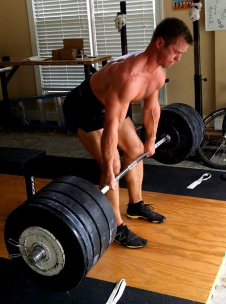 Deadlifts don't have to be back breaking to be effective