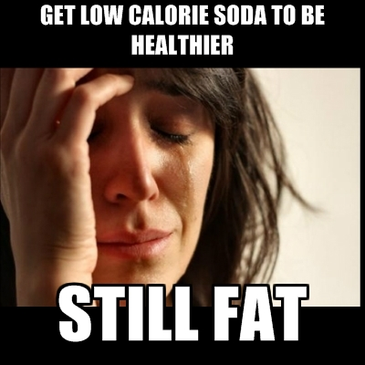 get-low-calorie-soda-to-be-healthier-still-fat