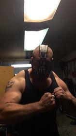 Julian as Bane